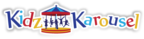 Kidz Karousel | Early Childhood Developmental Centers Logo